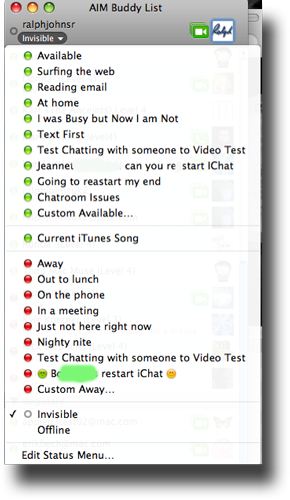 Ichat for windows Free Download