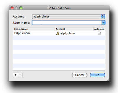 A Room Chat To How Start
